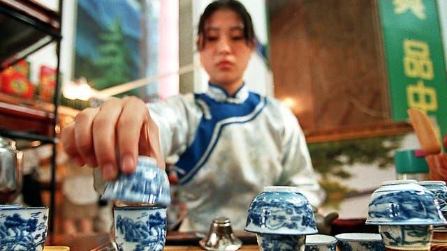 En China tienen miles de años bebiendo té.
