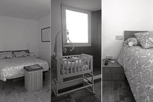 Antes y después: un dormitorio femenino y funcional