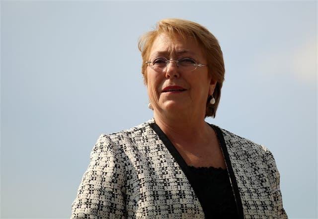 La presidenta chilena tiene un alto índice de cumplimiento de las promesas de campa?a