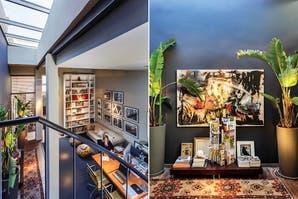 El hogar de una arquitecta referente del diseño uruguayo