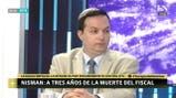 """El presidente de la DAIA, sobre la muerte de Alberto Nisman: """"Duele la falta de investigación"""""""