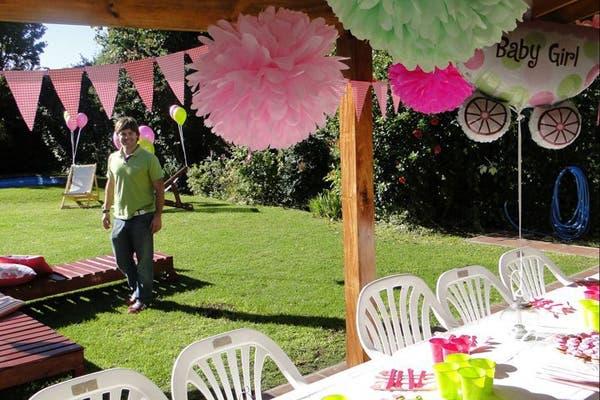 En el local podés encontrar productos para la decoración. Foto: Foto: Gentileza la Violeta Cotillón