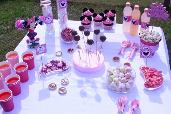 En este portal vas a encontrar todo tipo de productos para ambientar y festejar cumpleaños, comuniones y bautismos. Foto: Gentileza the Happy Factory