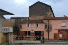 Uno de los ataques se registró en las inmediaciones de un restaurante, próximo a una mezquita