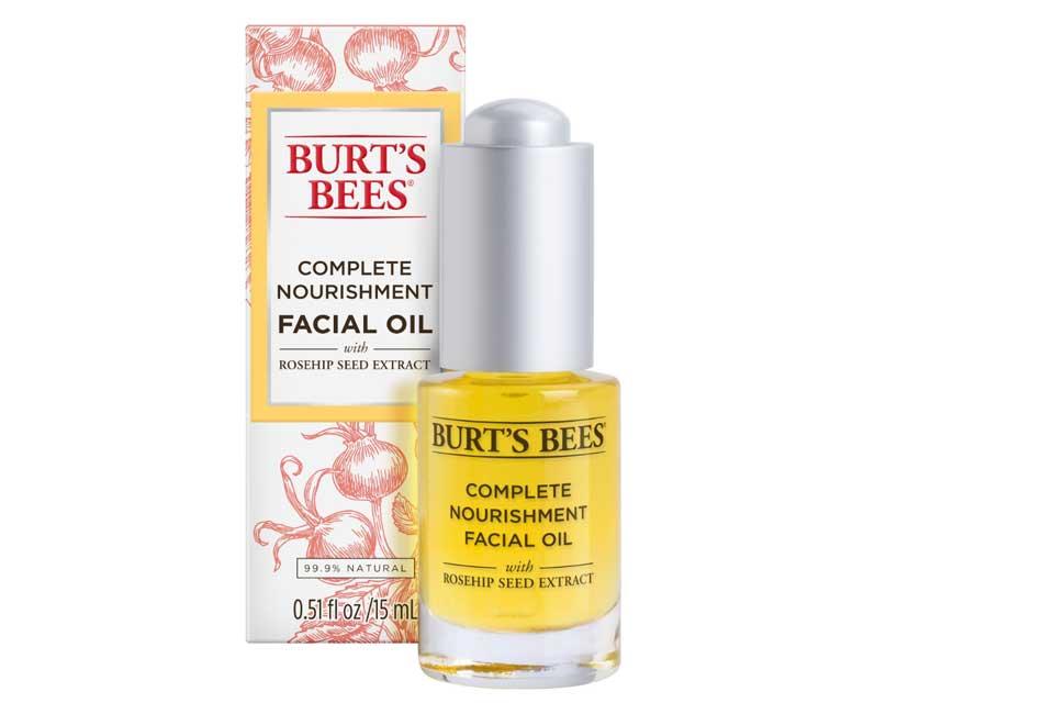 Aceite para la cara (Burts Bees, consultar precio).