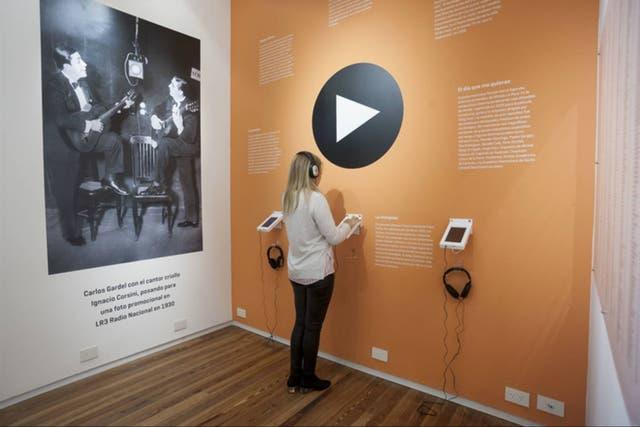 Museo Casa Carlos Gardel, recientemente restaurado