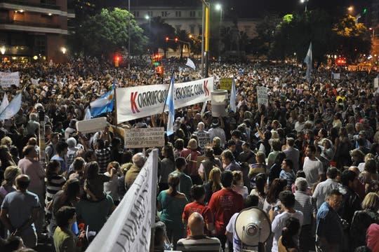 Patio Olmos, Córdoba. Foto: LA NACION / Irma Montiel