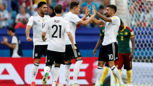 El festejo alemán