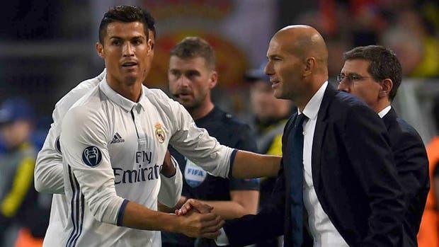 Zidane insiste en no agotar al delantero portugués