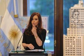 Cristina Kirchner recordó el aniversario del golpe en Twitter