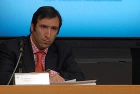 """""""Los especuladores van a seguir especulando"""", sostuvo el ministro de Economía"""