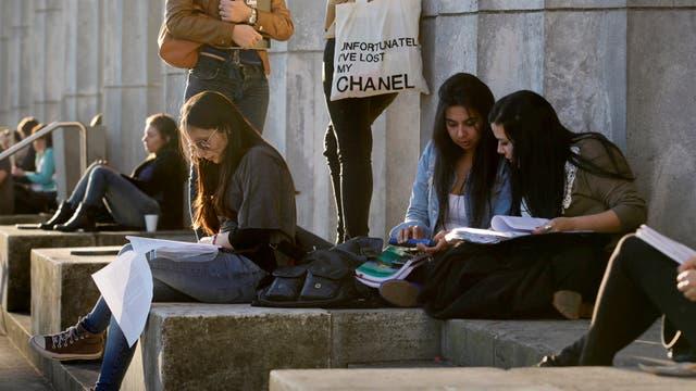 Fueron 904.328 los ingresantes a las universidades en el país entre el 2014 y el 2015.