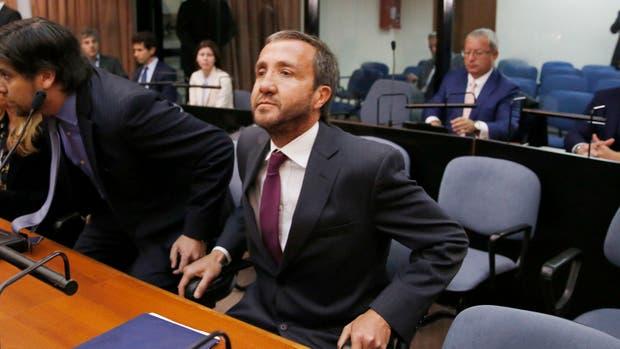 Alejandro Vandenbroele declara ante el fiscal del caso Ciccone