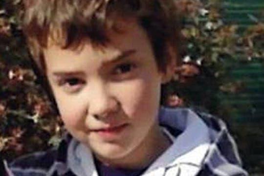 Tomás Dameno Santillán desapareció el martes cuando se dirigía desde la Escuela N° 1 Domingo Faustino Sarmiento hasta su casa.