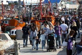 Mar del Plata y el puerto, uno de los destinos más elegidos de Semana Santa