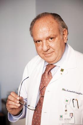 Cada vez más difícil. El director de Psiquiatría del Hospital Italiano, Carlos Finkelsztein, analiza el efecto de la violencia social en los médicos