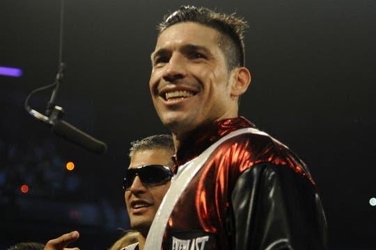 Maravilla Martínez dio una verdadera exhibición ante Julio César Chávez Jr.. Foto: Reuters