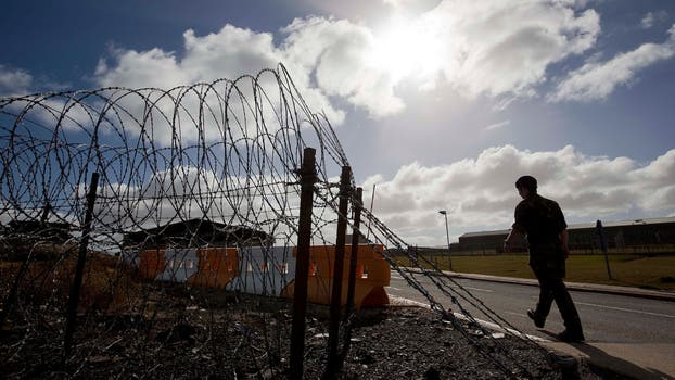 Los vestigios de la guerra están en toda la isla. Foto: Archivo / Rodrigo Néspolo / LA NACION