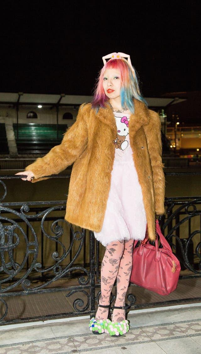 Urpi, productora de moda