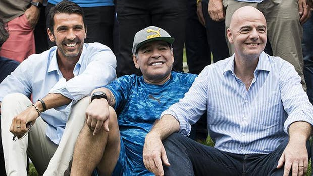 Ya se sabe cuándo y dónde jugarán Argentina-Italia — Selecciones