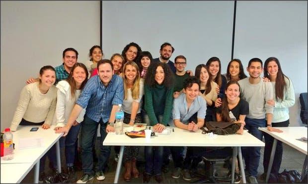 Este año los alumnos de la Maestría realizaron un taller con la periodista y escritora Leila Guerriero