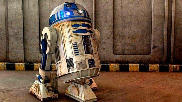 El simpático robot de la saga Star Wars, será subastado