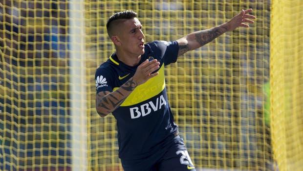 Ricardo Centurión, uno de los tres expulsados de Boca en el torneo