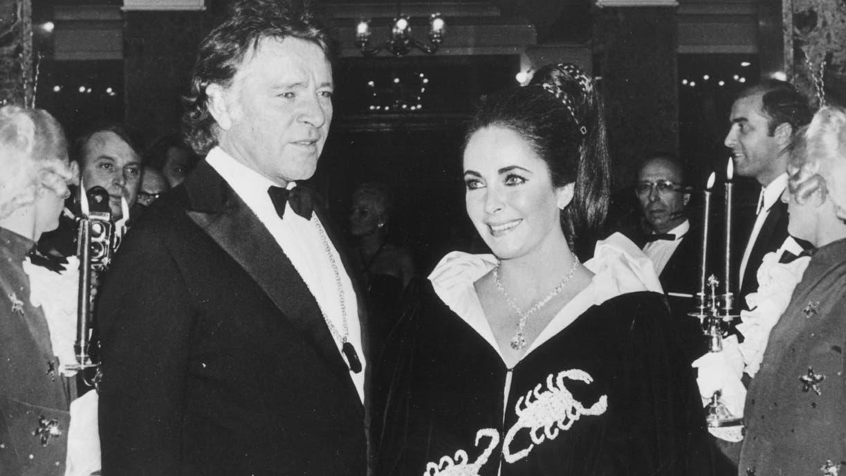 Richard Burton y Elizabeth Taylor: un amor tortuoso