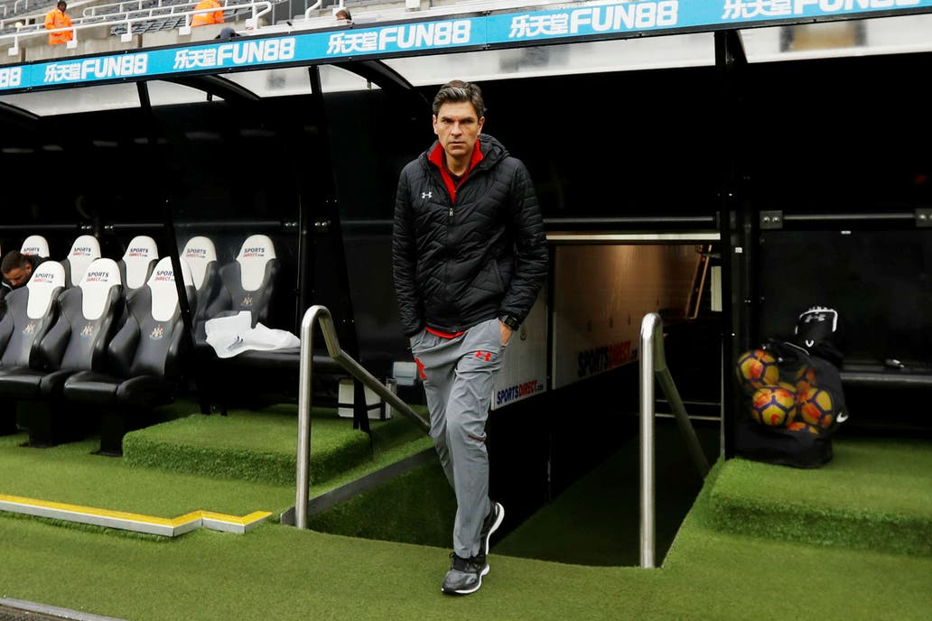 Echaron a Mauricio Pellegrino del Southampton inglés