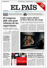 El Pais also considers River-Boka as one of the central themes