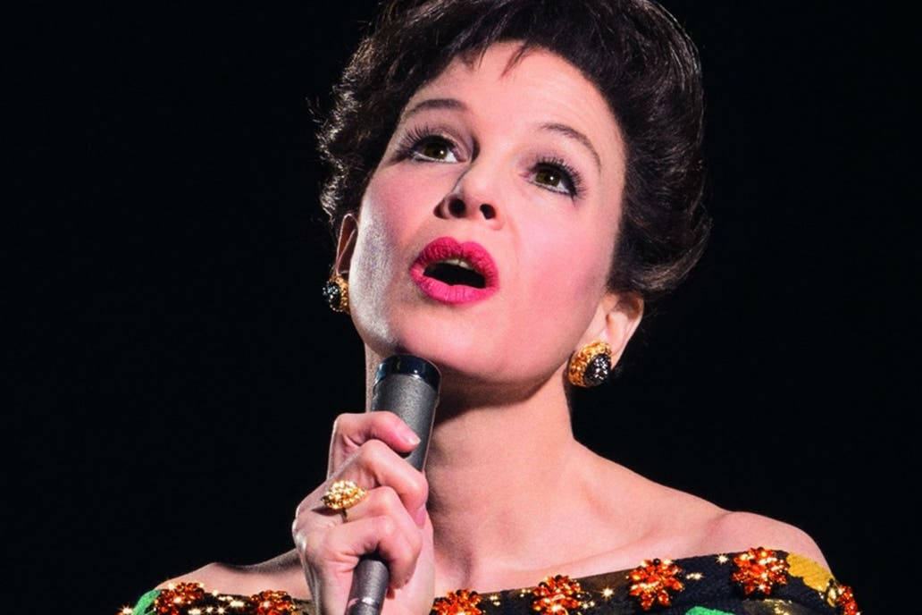 Renée Zellweger será la diva Judy Garland en su biopic