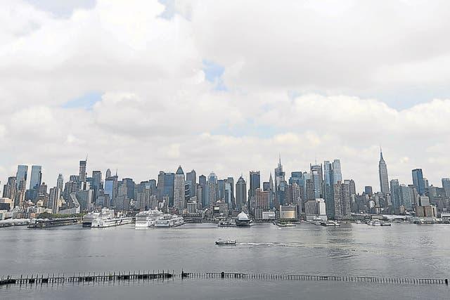 El poderoso perfil de Nueva York