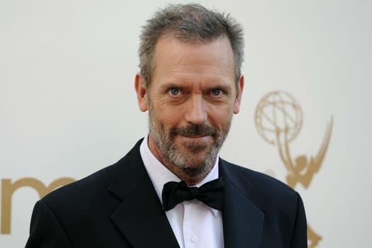 Además de músico y actor, Hugh Laurie también es escritor. El protagonista de Dr. House publicó en 1996 The Gun Seller, que se convirtió rápidamente en un best-seller. Foto: Archivo
