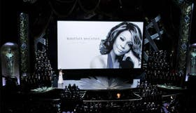 Whitney Houston, evocada en el In Memoriam del Oscar 2012