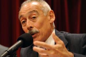 """En 2011, Sbatella admitió que podría servir para acusar de terroristas a quienes provoquen una """"corrida bancaria"""""""