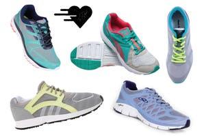 Zapatillas a buen precio: difícil tarea