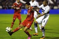 Gimnasia e Independiente igualaron en una noche a puro gol en La Plata: 3-3