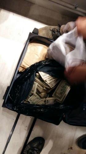 Allanan 1.600.000 dólares y 2 millones a ultra K!!!