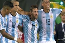 Resumen Argentina Panamá