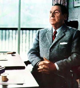 Juan Domingo Perón (8 de octubre de 1895 - 1 de julio de 1974)
