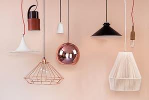 Los últimos modelos de lámparas para tu casa