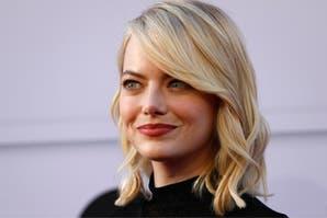 """Emma Stone: """"Mis compañeros de reparto masculinos se recortaron el sueldo para que cobráramos lo mismo"""""""