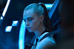 Escuchá el tema de Cara Delevingne para la película Valerian