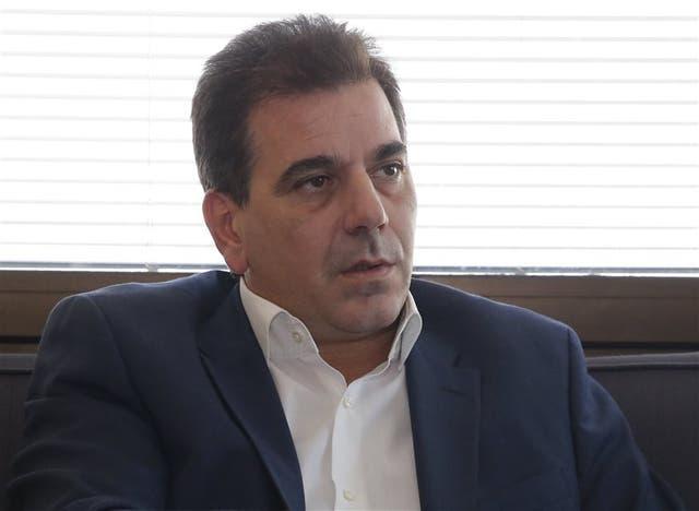 Cristian Ritondo, ministro de seguridad bonaerense