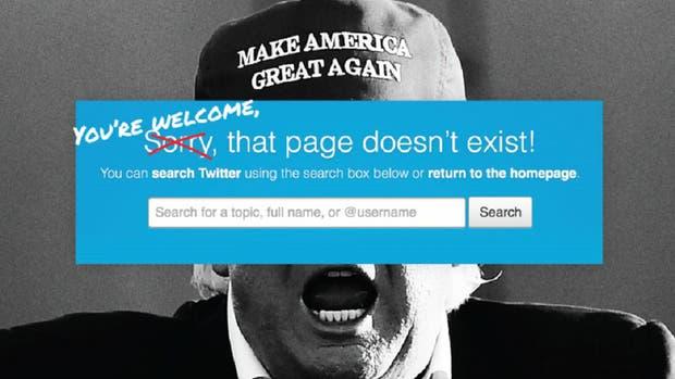 Una colecta millonaria para borrar a Donald Trump de Twitter