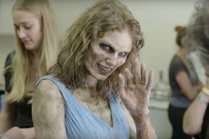 Saluditos de Taylor, la zombie