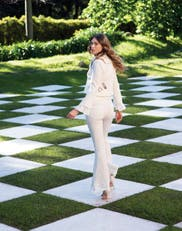 Moda: Blanco total, una apuesta siempre segura