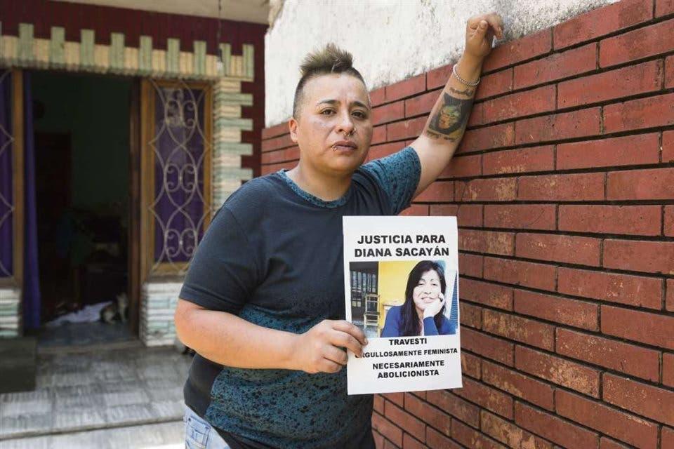 Comenzó el juicio por el asesinato de la activista trans Diana Sacayán