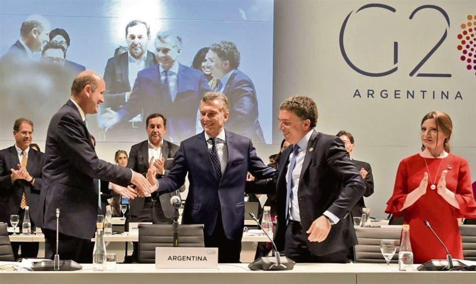 Argentina solicita a EU excepción de aranceles