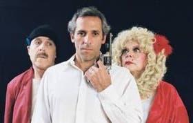 López, Mazzarello y Petraglia, tres magníficas composiciones